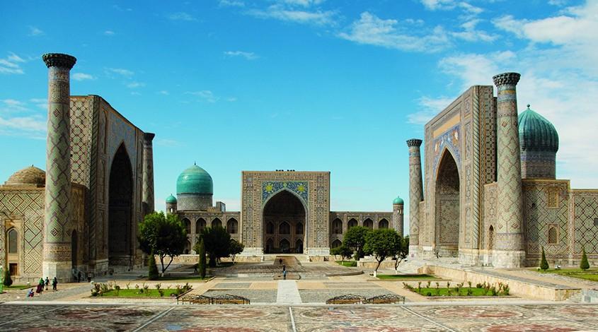Registan Square — photo 1