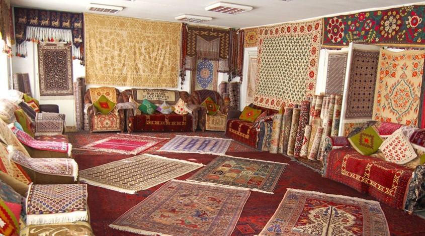 Khujum weaving factory — photo 1