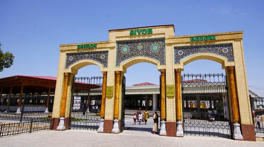 The Siab bazaar — photo 1