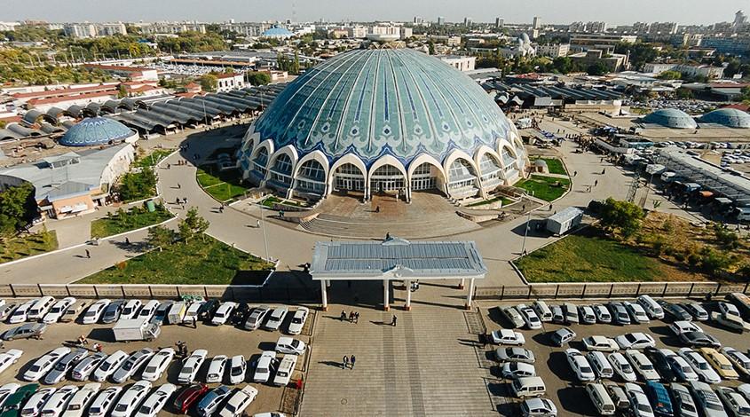 Базар Чорсу Ташкента — фото 1