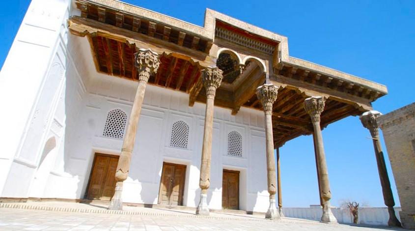 Мечеть Джами — фото 1