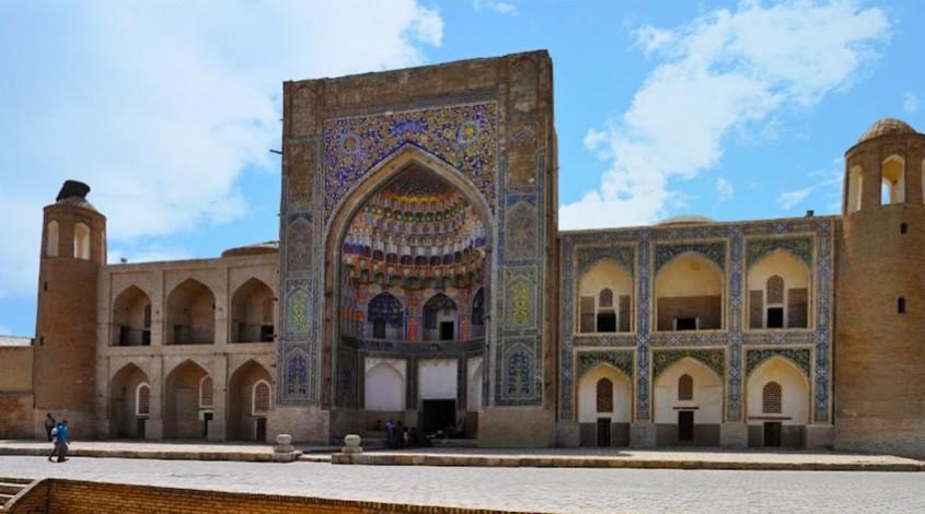 Медресе Абдулазиз-хана — фото 1