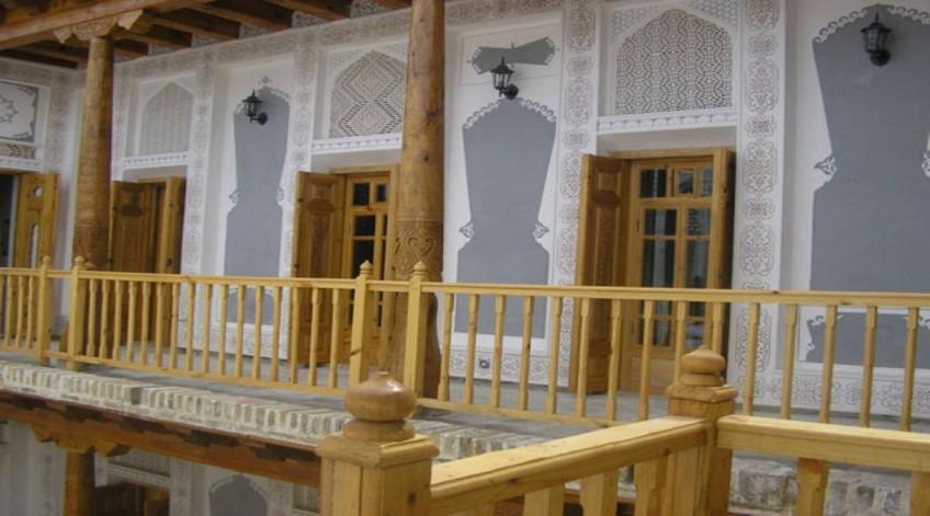 KOMIL BUKHARA BOUTIQUE HOTEL — photo 1