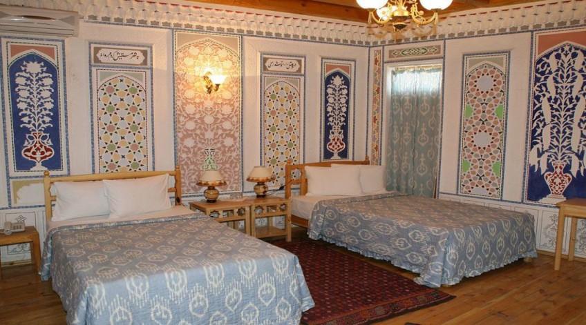 KOMIL BUKHARA BOUTIQUE HOTEL — photo 3