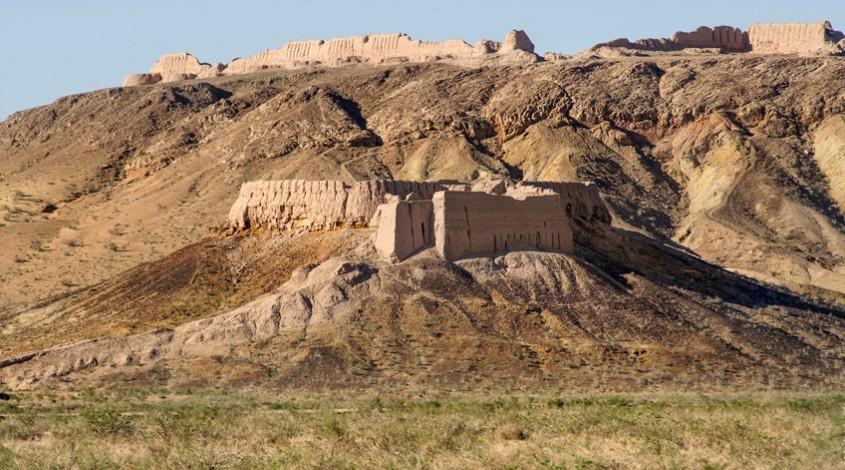 Крепость Аяз-Кала — фото 1