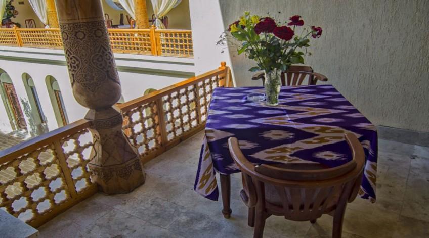 MALIKA HOTEL BUKHARA — photo 5