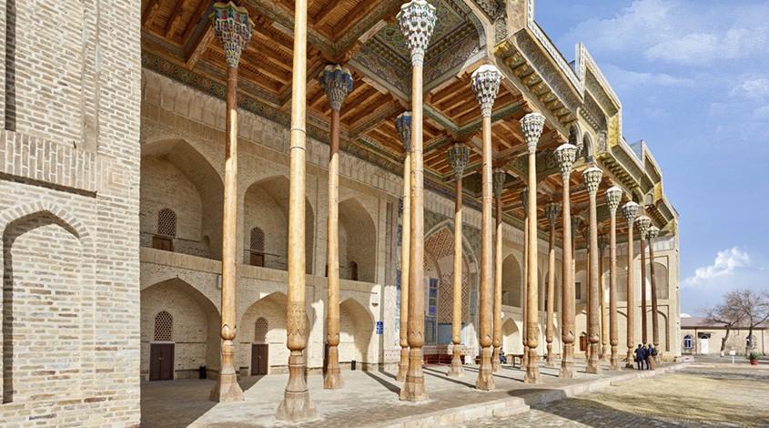 Мечеть Боло-Хауз — фото 1