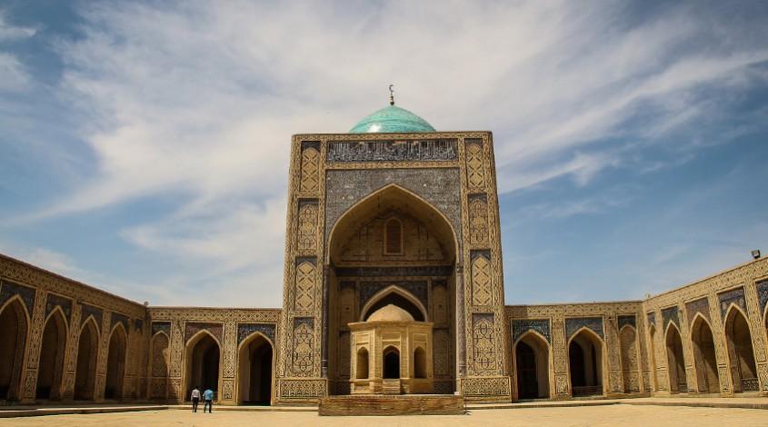 Мечеть Калян — фото 1