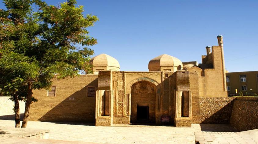 Мечеть Магоки Аттари — фото 1