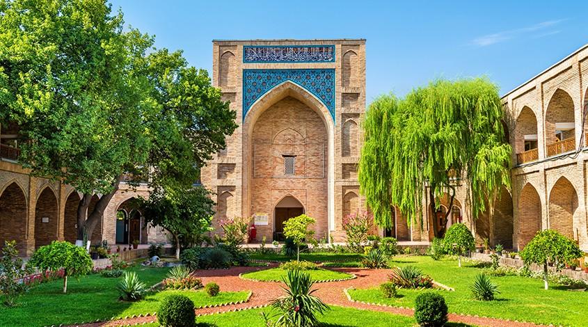 Медресе Кукельдаш Ташкента — фото 1