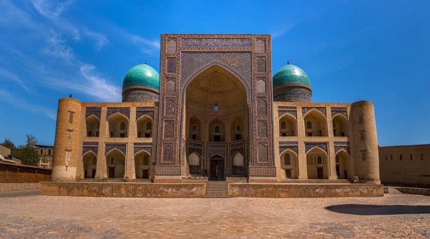 Медресе Мири Араб — фото 1