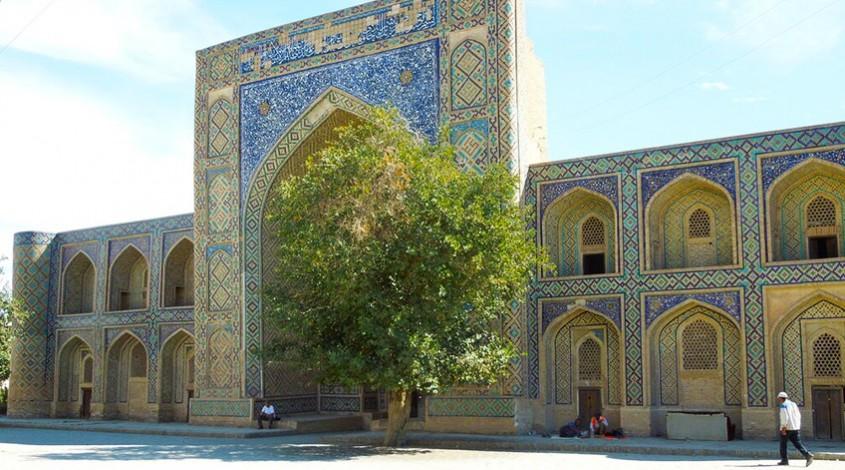 Медресе Модари-хан — фото 1