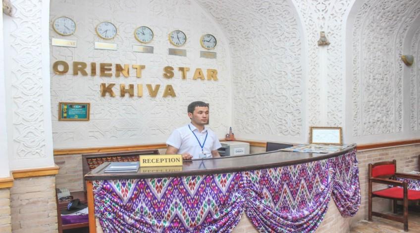 ORIENT STAR KHIVA — photo 1