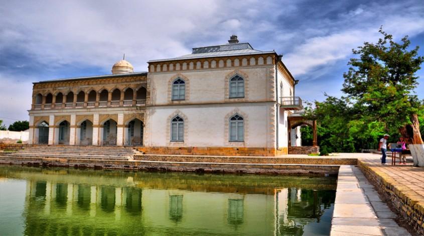 Дворец Ситораи Мохи-хоса — фото 1