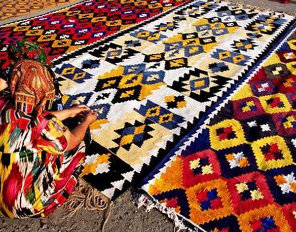 Uzbek carpets — photo 1