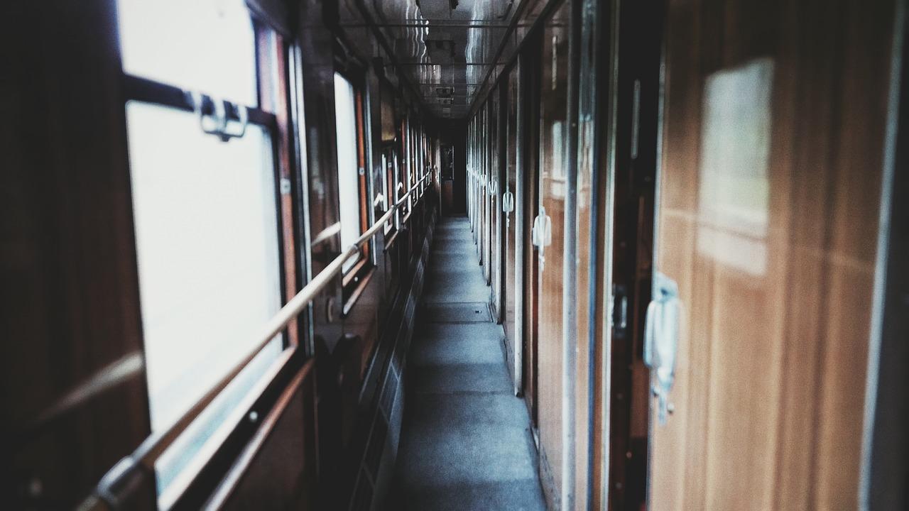 Train trip '4 cities' — photo 1