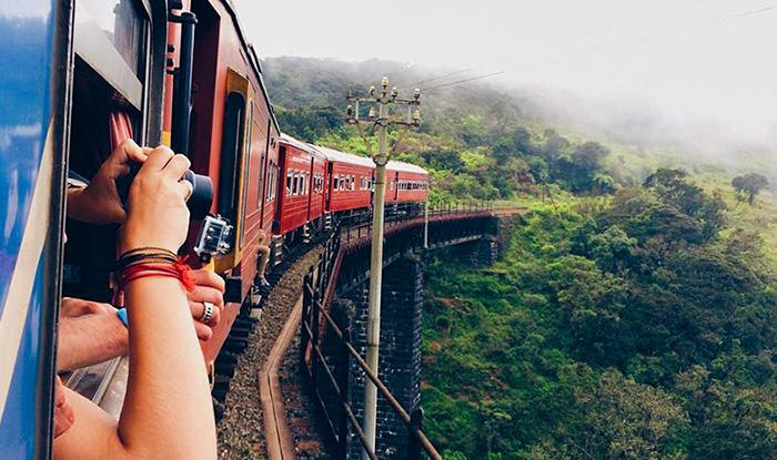 Round train trip — photo 1