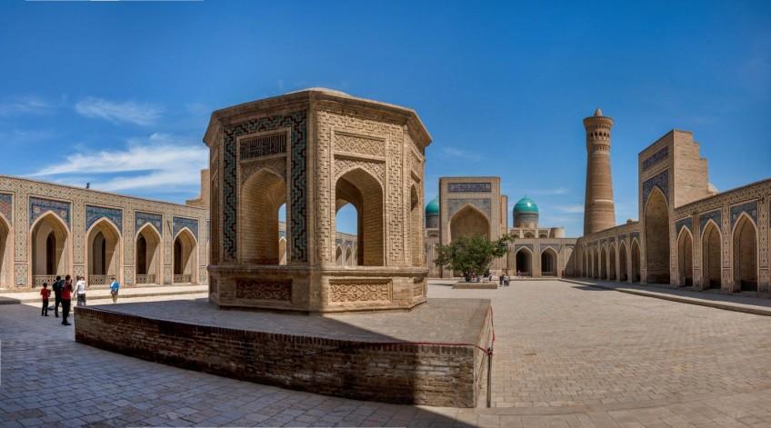Visiting sacred places of Islam in Tashkent, Samarkand and Bukhara — photo 1