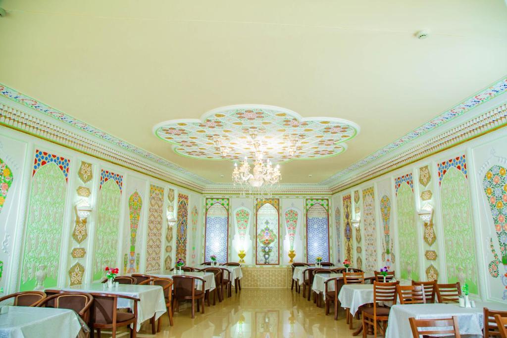 BIBIKHANUM HOTEL — photo 7