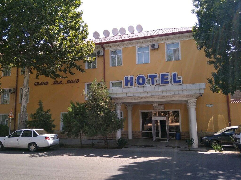 GRAND SILK ROAD HOTEL