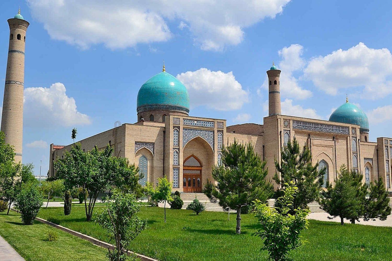 hast imam tashkent