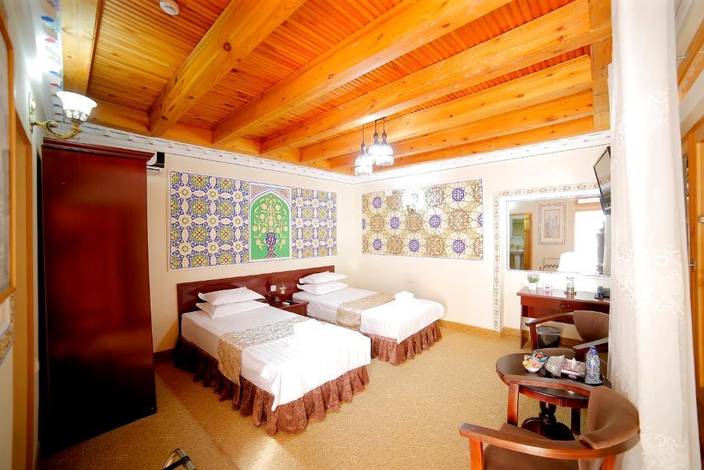 KAVSAR BOUTIQUE HOTEL — photo 4