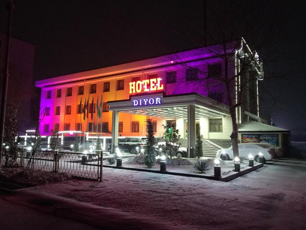 DIYOR HOTEL — photo 1