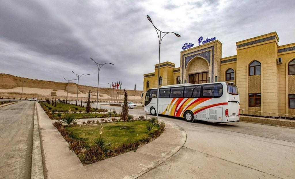 ERKIN PALACE HOTEL — photo 5