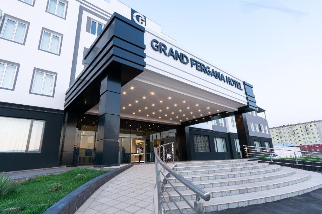 GRAND FERGANA — photo 1