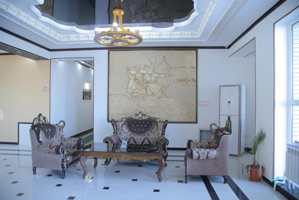KHIVA PALACE HOTEL — photo 4